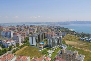 شقق للبيع على البحر في إسطنبول - بيوك شكمجة