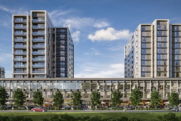 Apartments for sale in Fatih Istanbul within a luxury residential complex