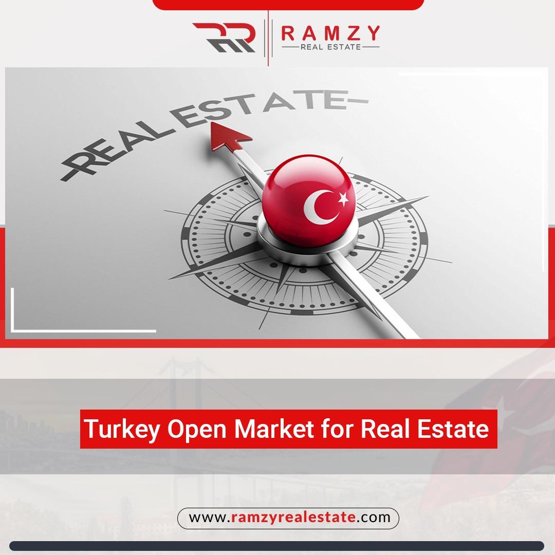 Turkey Open Market for Real Estate