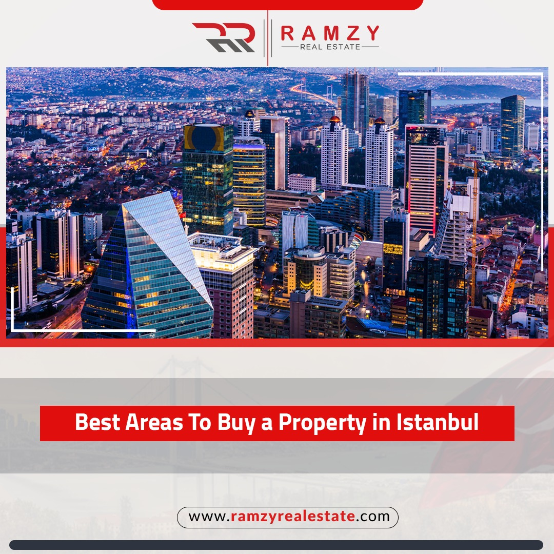 Best areas to buy a property in Istanbul