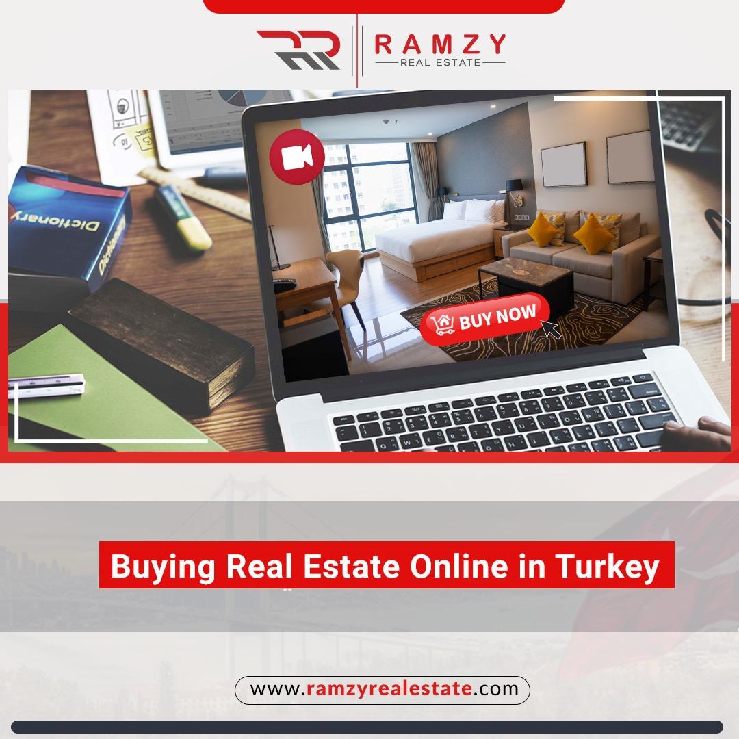 Buying Real Estate Online in Turkey