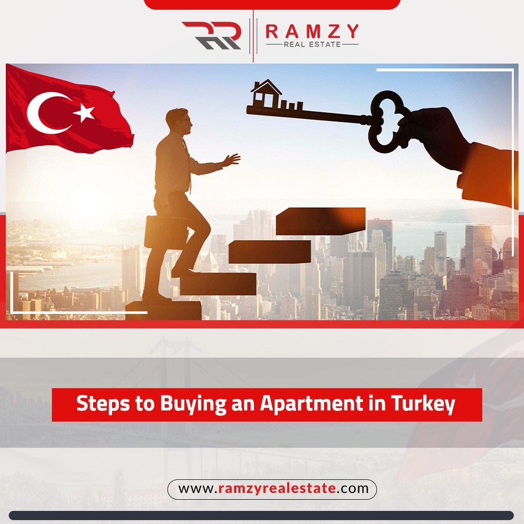 Steps to buying an apartment in Turkey