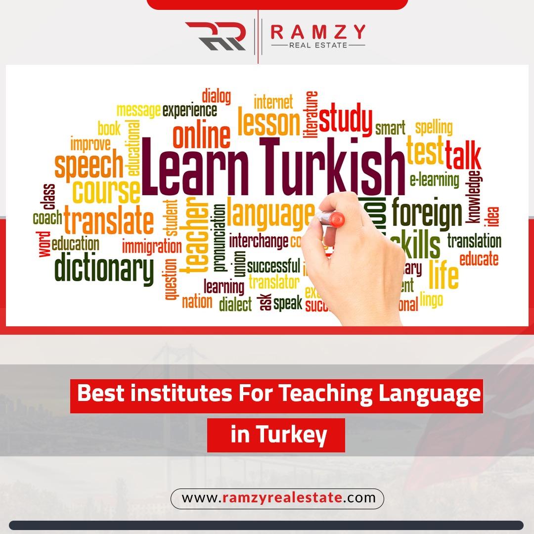 Best institutes for teaching language in Turkey