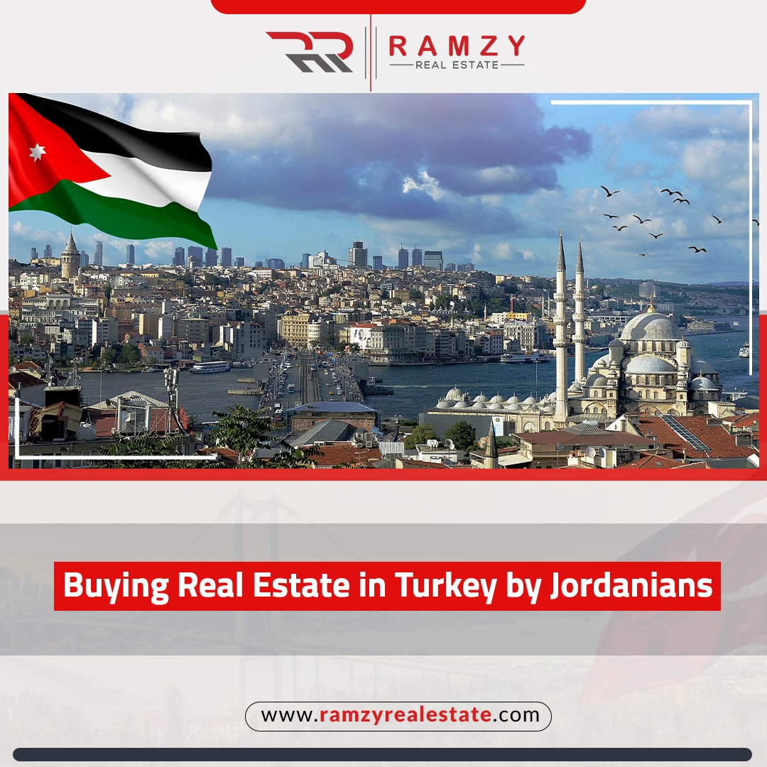Buying real estate in Turkey by jordanians