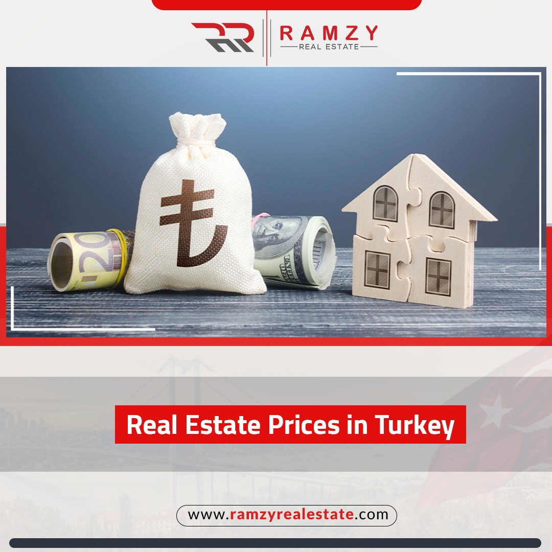 Real estate prices in Turkey