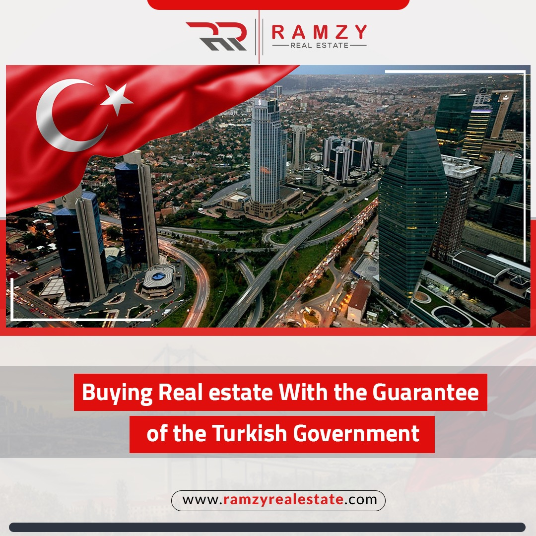 Buying real estate with the guarantee of the Turkish government