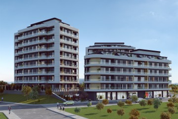 Apartments for sale in Istanbul near metrobus station
