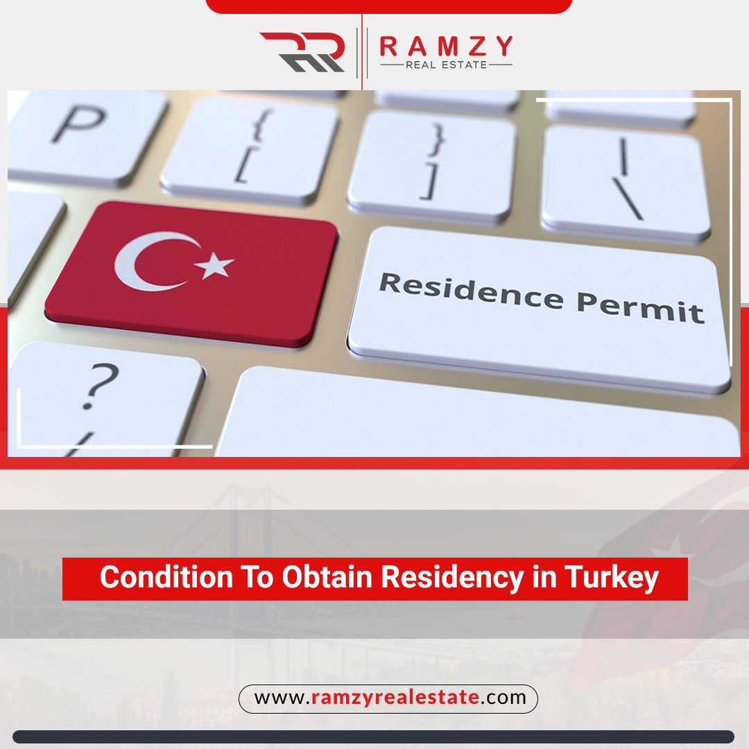 What are the conditions to obtain permanent residence in Turkey?