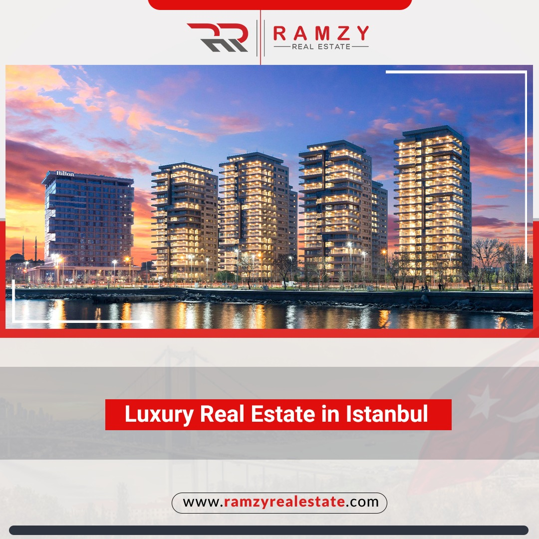 Istanbul luxury real estate