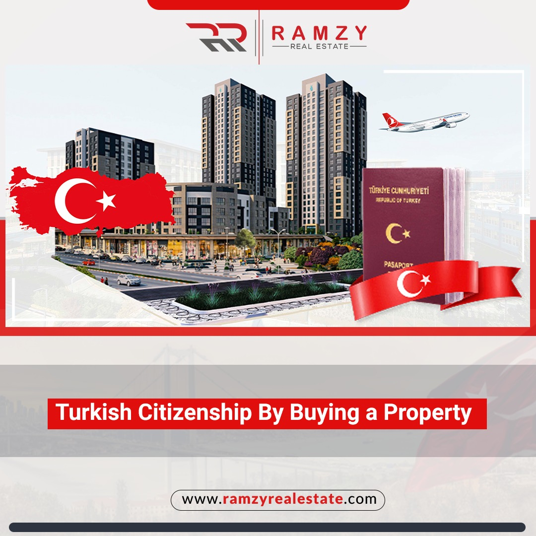 Turkish citizenship by buying property