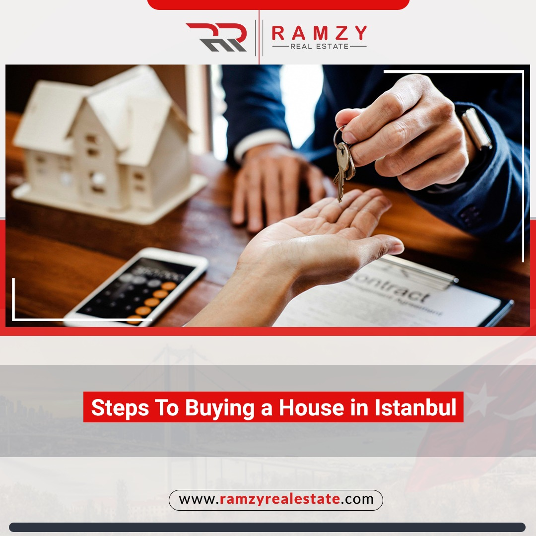 Steps to buying a house in Istanbul