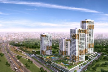 Investment Properties in Istanbul - Apartment For Sale in Esenyurt