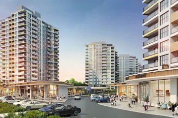 Apartments for sale in Bashakshehir in Istanbul