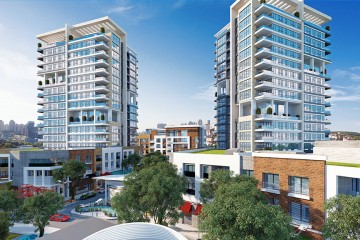 luxury apartments in Istanbul – Bahçeşehir