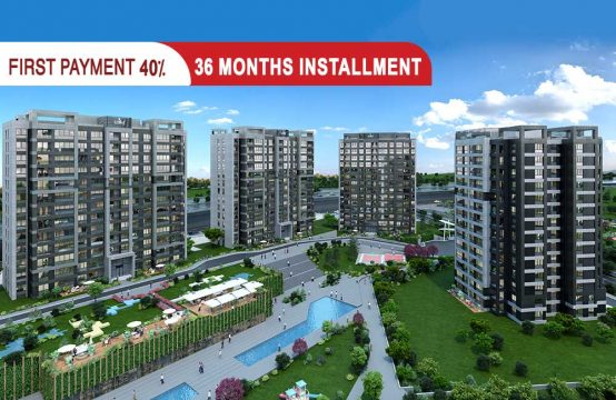 Apartments for sale in bashak shehir Istanbul || PRO 059