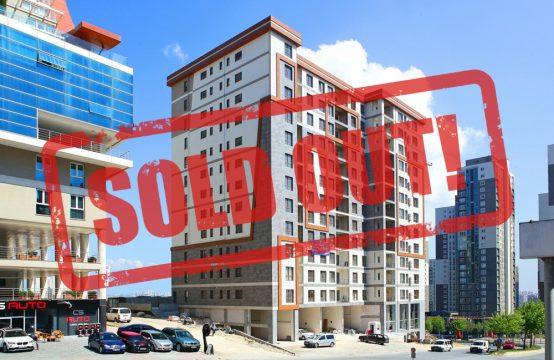 شقق للبيع في منطقة بيليك دوزو – إسطنبول || PRO 053
