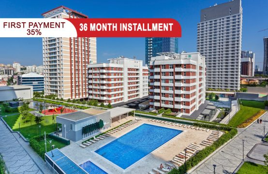 Apartments for sale in Istanbul Basin Express || PRO 085