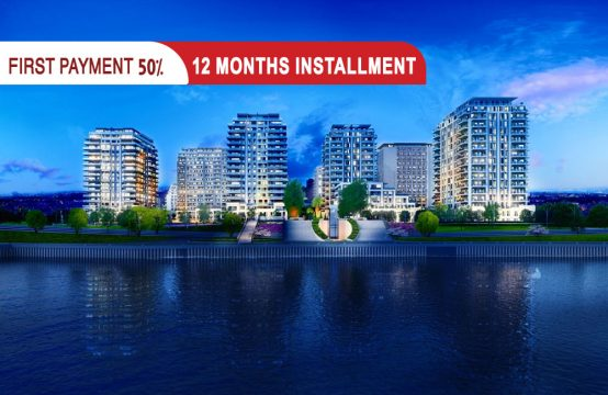 Luxury apartments for sale in Istanbul – Zeytinburnu – PRO 086