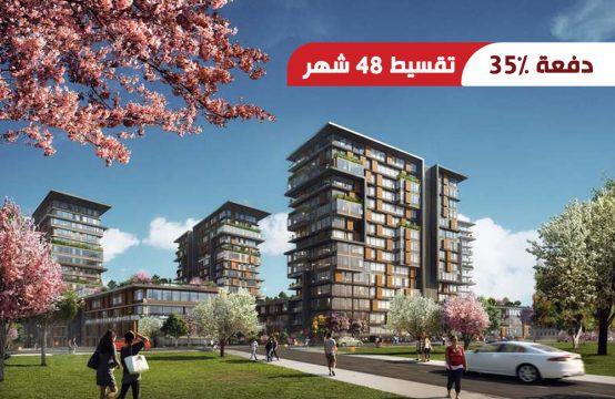 شقق للبيع في الفاتح اسطنبول ضمن ارقى المشاريع السكنية || PRO 088