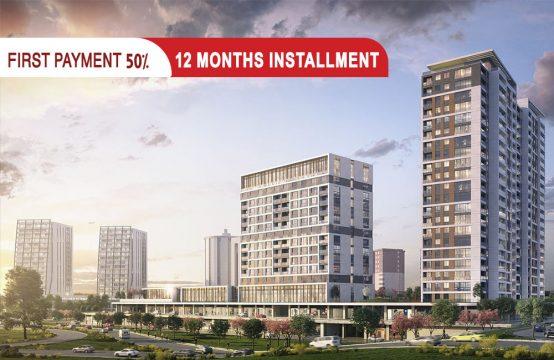 classy flat for sale in istanbul – Beylikdüzü || PRO 091