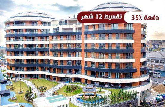 شقق للبيع في اسطنبول سلطان أيوب (PR089)