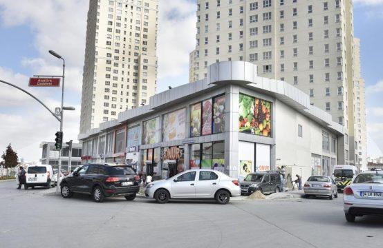 شقة للبيع في اسطنبول ثلاث غرف وصالة (REF-283)