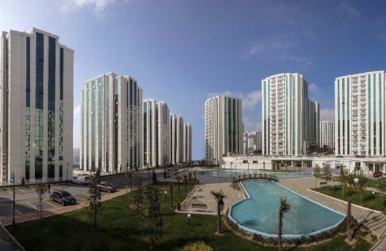 شقة للبيع في اسطنبول الجانب الأوربي غرفتين وصالة بسعر مميز (REF-287)