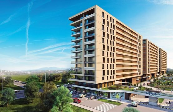 Apartments for sale in Istanbul – Beylikdüzü – PRO 093