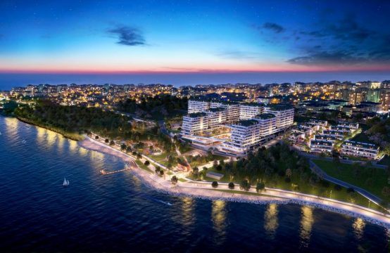 Apartments for sale in Istanbul with Sea View – PRO 099