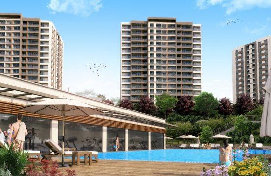 Apartments for sale in Istanbul – Beylikdüzü – PRO 103