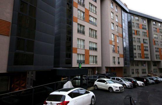 شقة غرفتين وصالة للبيع في اسطنبول (REF-316)