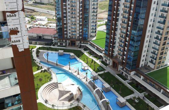 شقة غرفتين وصالة للبيع في اسطنبول (REF-315)