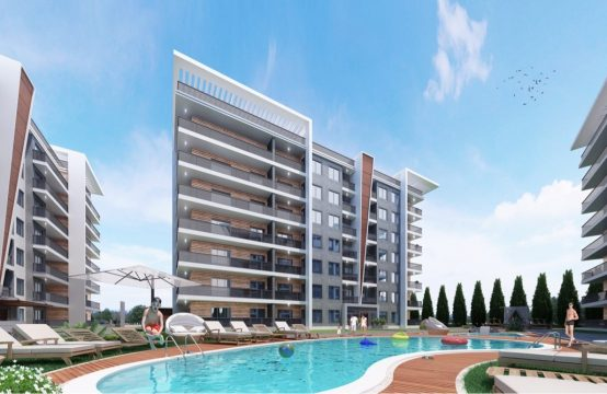 Apartments for sale in Istanbul with Sea View – PRO 108