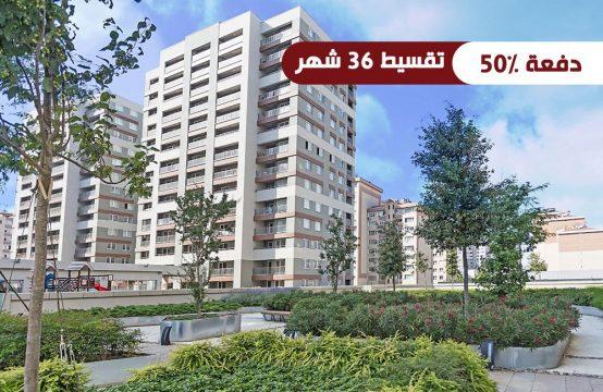 شقق سكنية للبيع ضمن ارقى مجمعات إسطنبول – بيليك دوزو  – PRO123 –