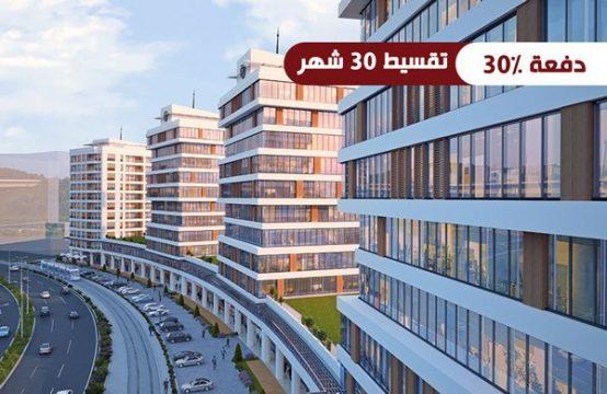 شقق سكنية فاخرة للبيع في اسطنبول – مسلك  – PRO 110 –