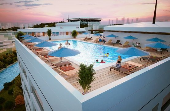 Luxury apartments for sale in Istanbul – Maslak – PRO 110
