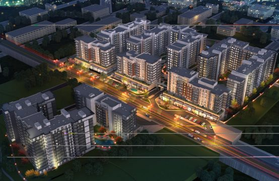 Apartments for sale in Istanbul with Lake View &#8211&#x3B; PRO 114