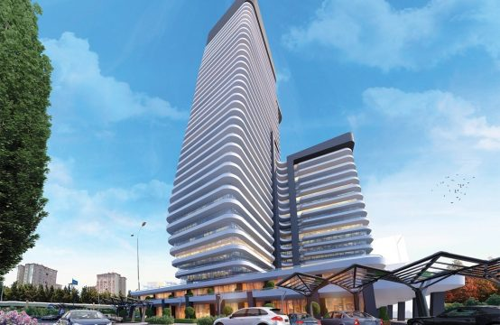 Apartments for sale in Istanbul directly on the E5 line – PRO 109