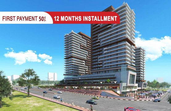 Apartments for sale in the center of Istanbul near to Basin Express Road – PRO 118