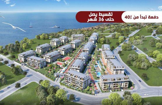 Apartments for sale in Istanbul &#8211&#x3B; Beylikdüzü &#8211&#x3B; with sea view &#8211&#x3B; PRO 128