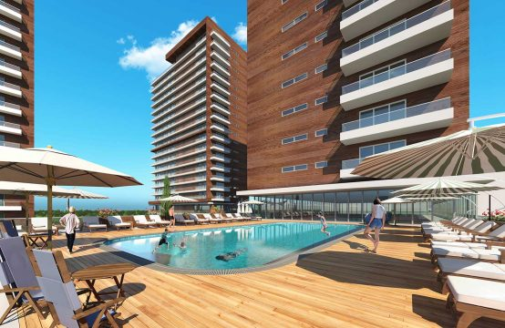 Apartments for sale in the center of Istanbul near to Basin Express Road &#8211&#x3B; PRO 118