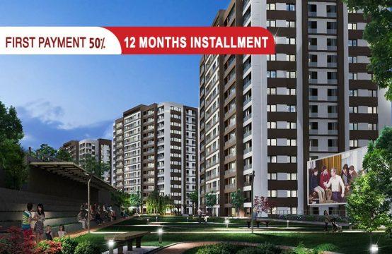 Luxury apartments in Istanbul Beylikduzu || PRO 103