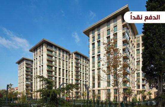شقق فاخرة للبيع في إسطنبول بتصاميم معمارية وإطلالات بحرية ساحرة PRO 145