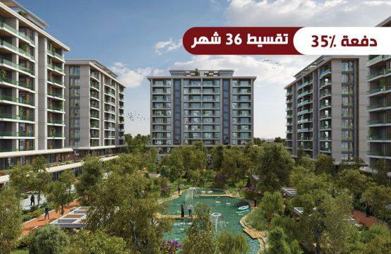 شقق سكنية فاخرة بإطلالات بحرية ساحرة للبيع في إسطنبول PRO 147
