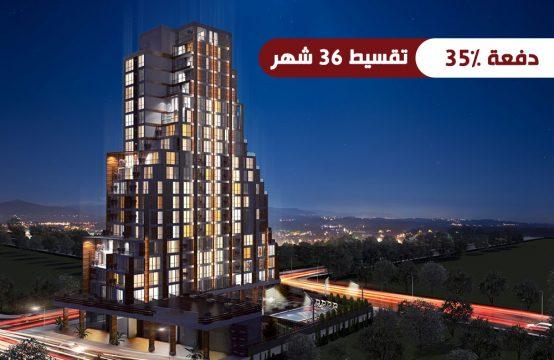 شقق إستثمارية للبيع في بهشا شهير .. بعائد إستثماري لمدة سنتين PRO 146