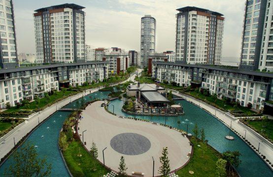 Luxury apartments for sale in Istanbul – Küçükçekmece – PRO 148