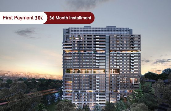 Apartments for sale in the center of Istanbul – PRO 124
