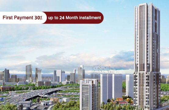 Apartments for sale in Istanbul – Esenyurt – PRO 122