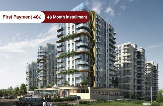 Luxury apartments for sale in Istanbul – PRO 126