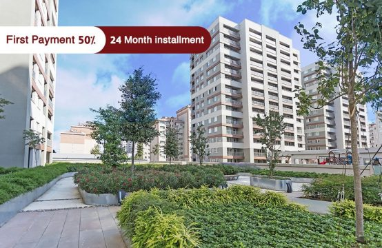 Apartments and flats for sale in Istanbul – Beylikdüzü – PRO 123